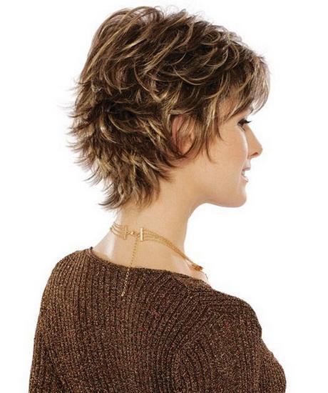 30 fabulous short shag hairstyles Short shag with short bangs