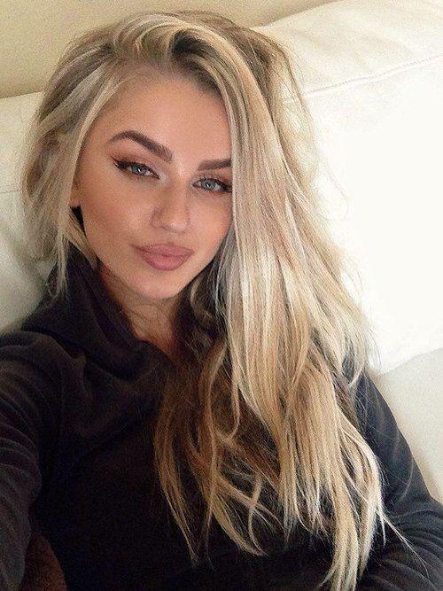 Bold blonde
