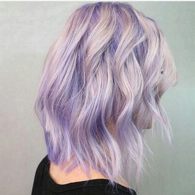Purple blonde