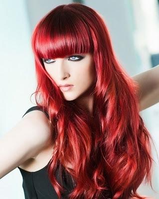 Elegant Long Shag Hairstyles Red rock west