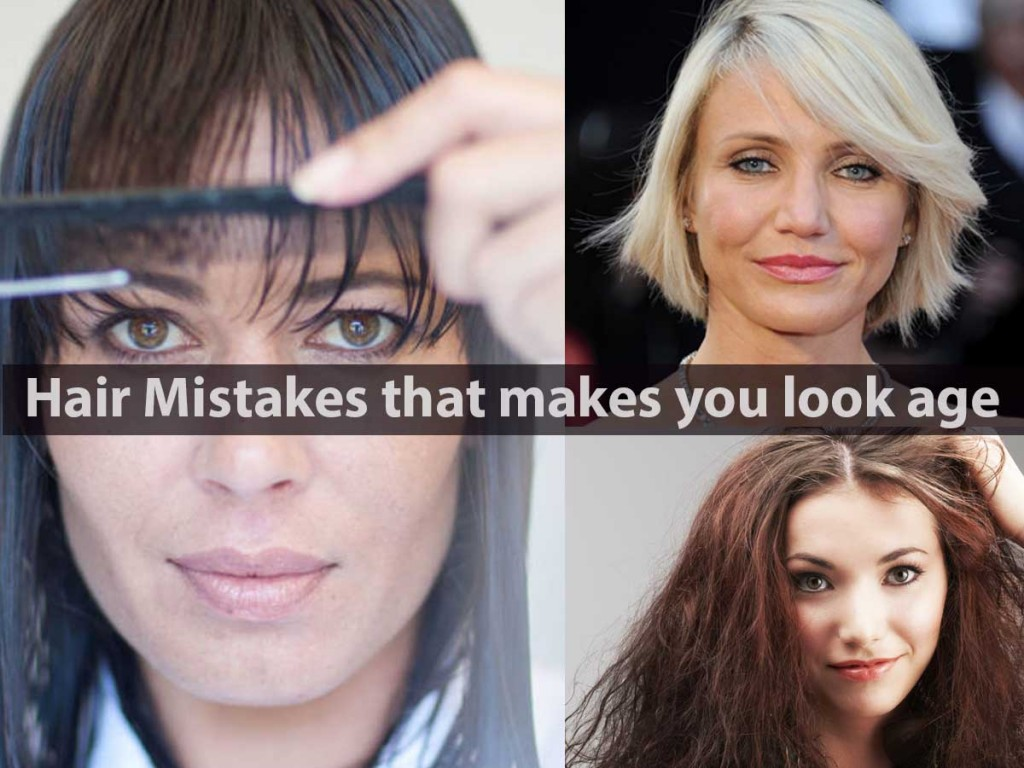 Hair-Mistakes-that-makes-you-look-age-older