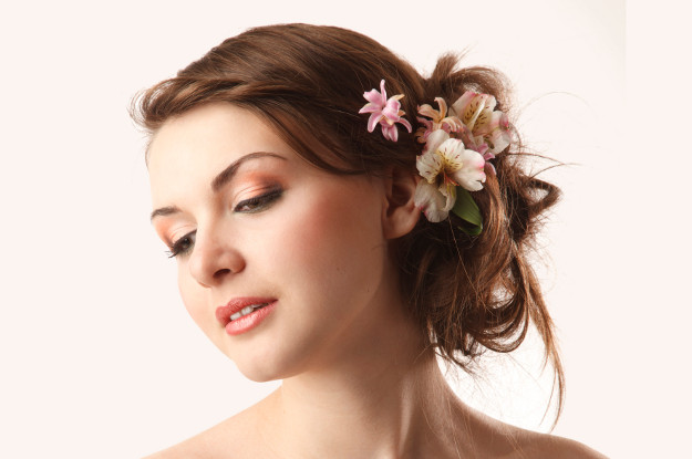 Party Hairstyles Modern bouffant