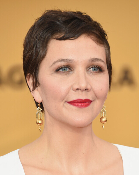 Short Hairstyles for Round Faces Short and reinvented