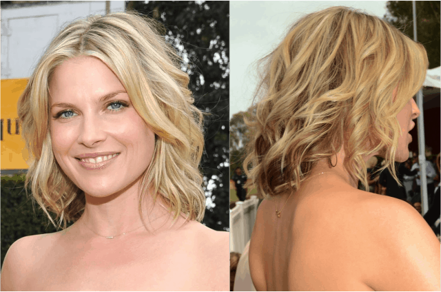 Shoulder length hairstyles Curly medium length hair