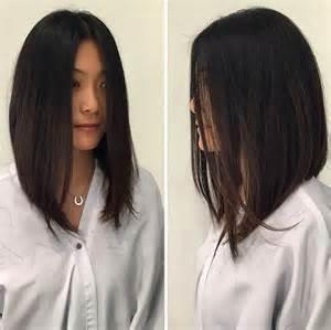 Stunning Haircuts for Long Thick Hair Angled long haircut