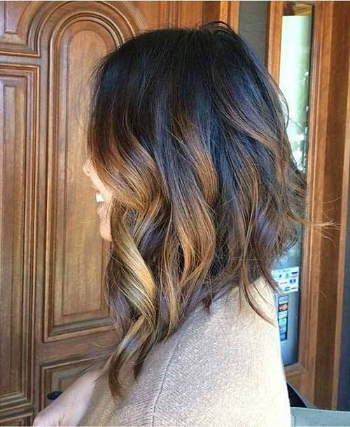 Stunning Haircuts for Long Thick Hair Long on colour and style
