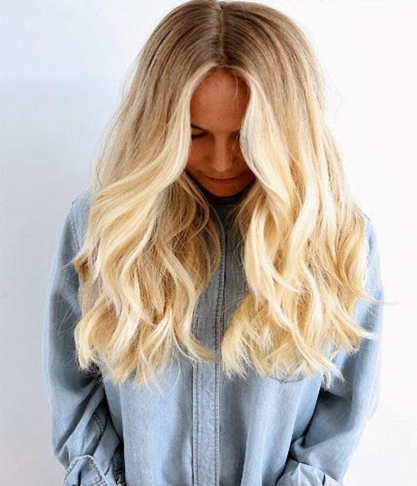 Stunning Haircuts for Long Thick Hair Mermaid hair
