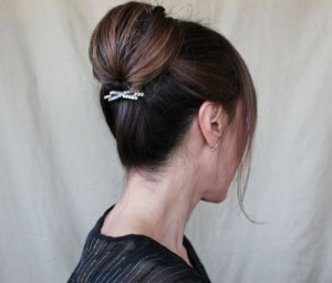 hairstyle-for-women-reverse-tuck-vintage-hairstyle