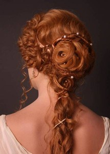 hairstyle-for-women-victorian-twisted-ponytail