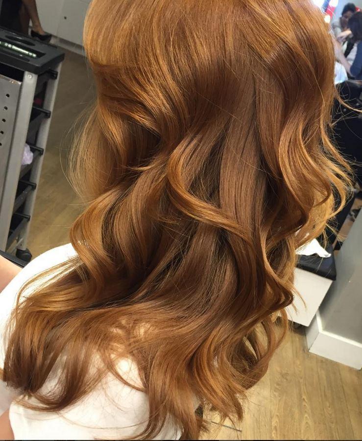 latest balayage hair color ideas Dark sheen balayage