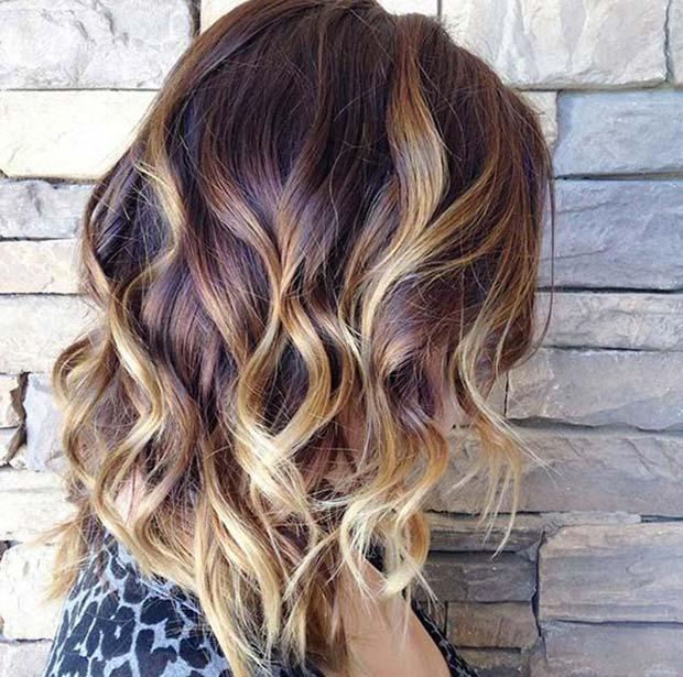 latest balayage hair color ideas Upgraded balayage