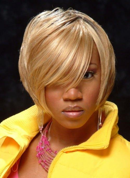 short-hairstyles-for-black-women-assymetrical-bob-cut