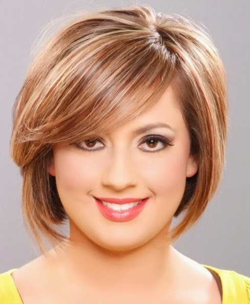 short layered hairstyles Brown shag