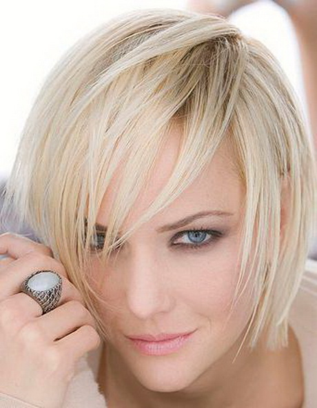short layered hairstyles Fine shag hairstyle