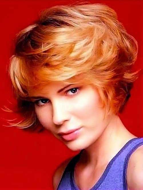 short layered hairstyles Lovely shag