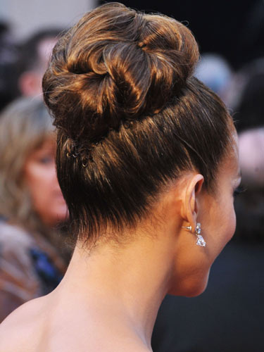 Alluring wedding updo hairstyles classic heavy updo