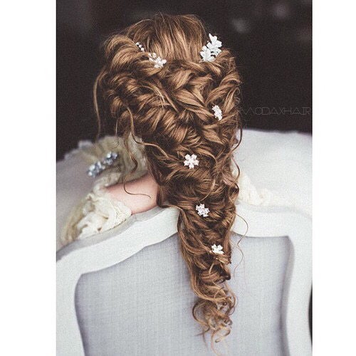 Braided Boho Hairstyles stunning boho style of braids