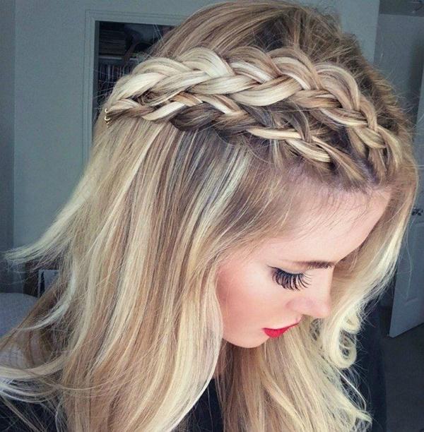 Dutch braid hairstyles two way dutch braid with edgy layers