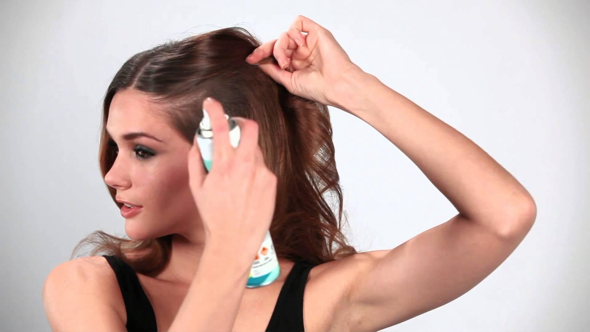 Easy Hair Tips Every Woman Should Know Hair spray