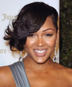 Exclusive flips african american short hairstyle for women over 40