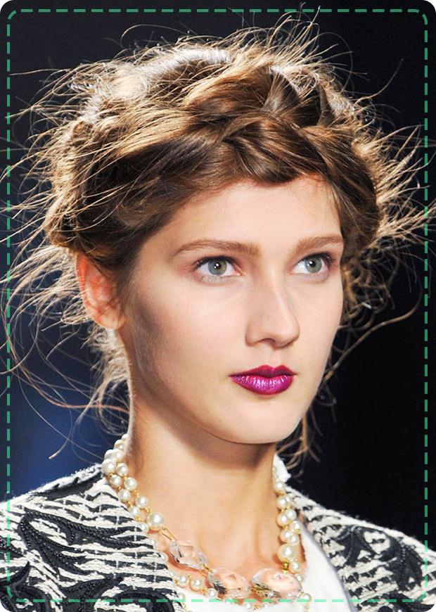 Milkmaid Braid Hairstyles for Women heavy milk maid braid