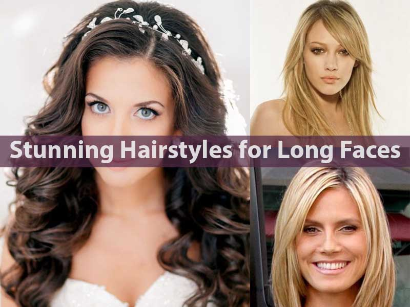 Stunning Hairstyles for Long Faces