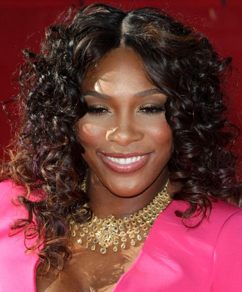 curly hairstyle for black women Fresh curls
