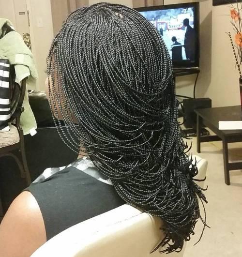 Pearl braid
