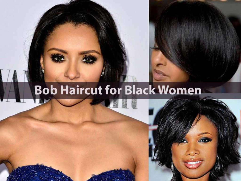 Bob Haircut for Black Women