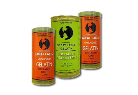 Eat supplements like Gelatin