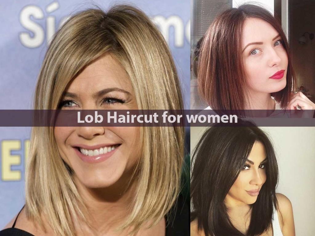 Lob Haircut for women