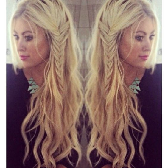 Long Hairstyles for Women in there 20 Long braids