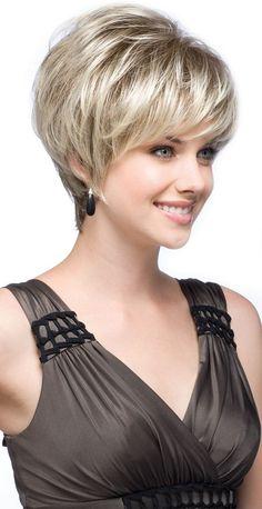 Short Wedge Hairstyles New wedge bob cut