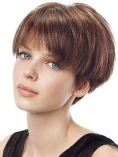 Short Wedge HairstylesRock on look