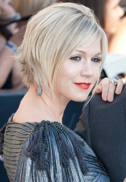 Spicy edgy hairstyles for short hair Stacked edgy bob haircut