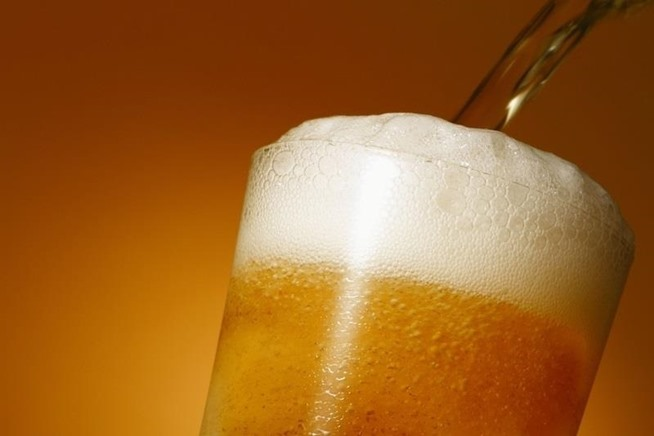 beer for dry and frizzy hair