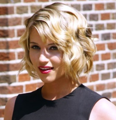 cute hairstyles for girls with short hair Short waves