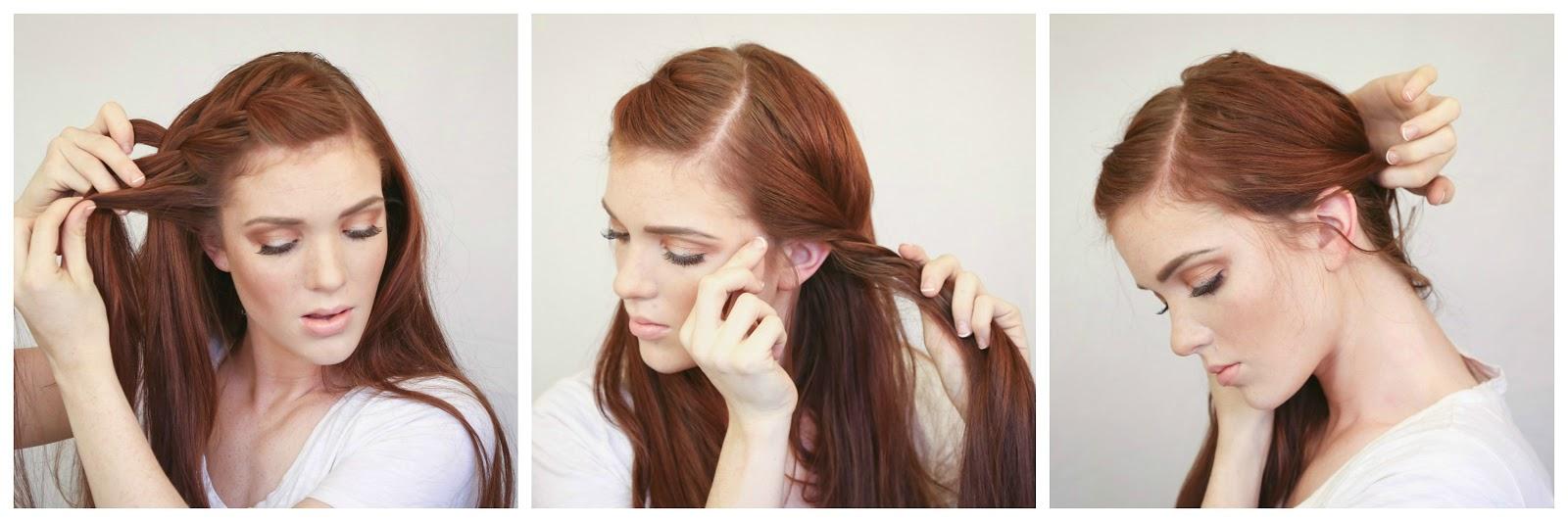 how to do bohemian braid