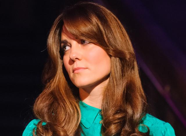 Kate Middleton hairstyle bangs