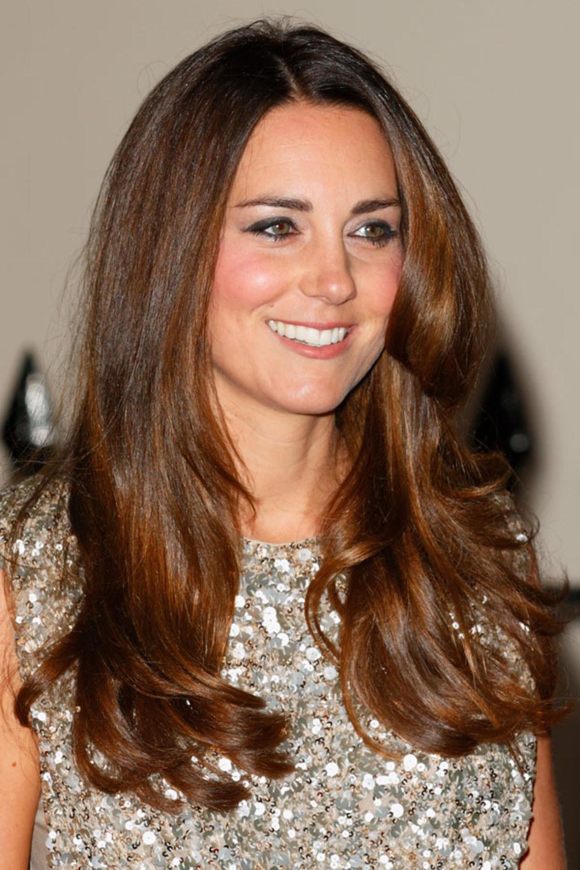 kate middleton hairstyles layered