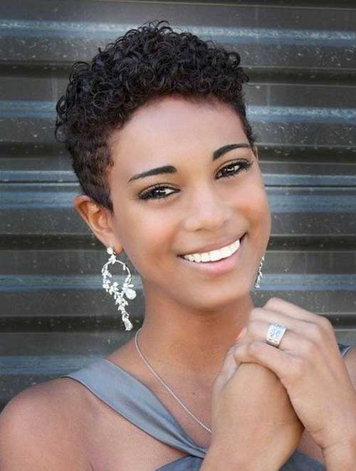 short hairstyles for black women Black beauty