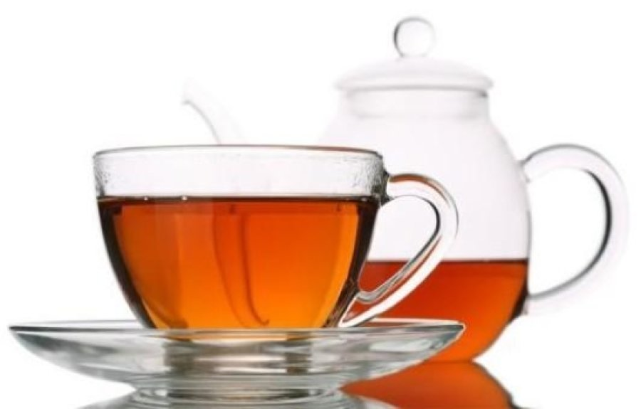 tea for dry and frizzy hair