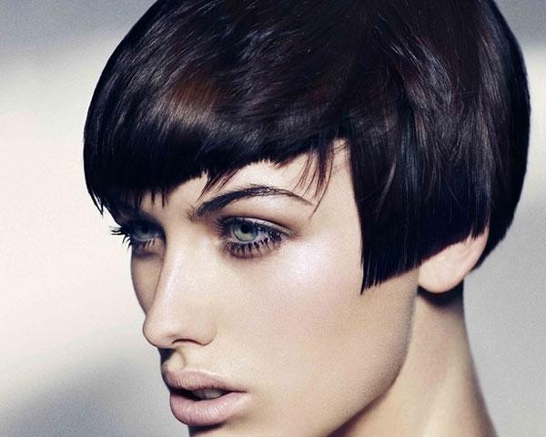 Bob Haircuts Trendy Blunt Crop