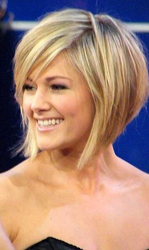Bob Hairstyles Suitable on Everyone Thick layered bob cut