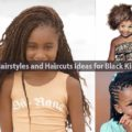 Hairstyles and Haircuts Ideas for Black Kids