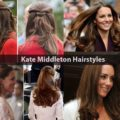 Kate Middleton latest new Hairstyles