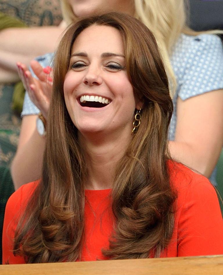 Kate Middleton hairstyles Wavy haircut