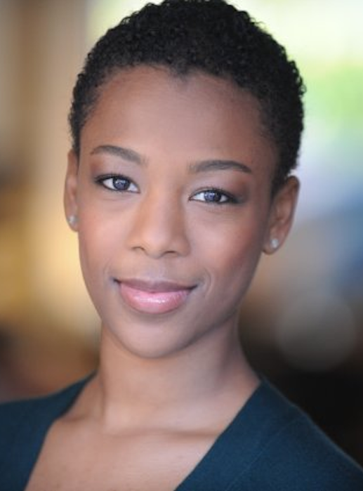 Natural hairstyles by the celebs Samira Wiley