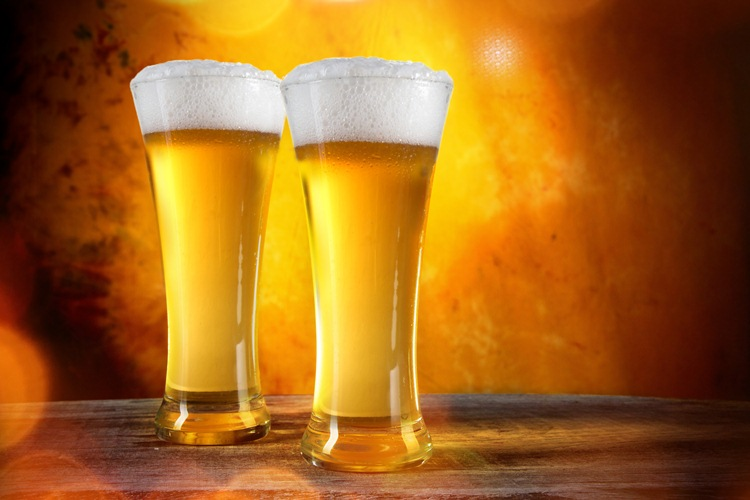 Organic hair treatments for damaged Hair beer