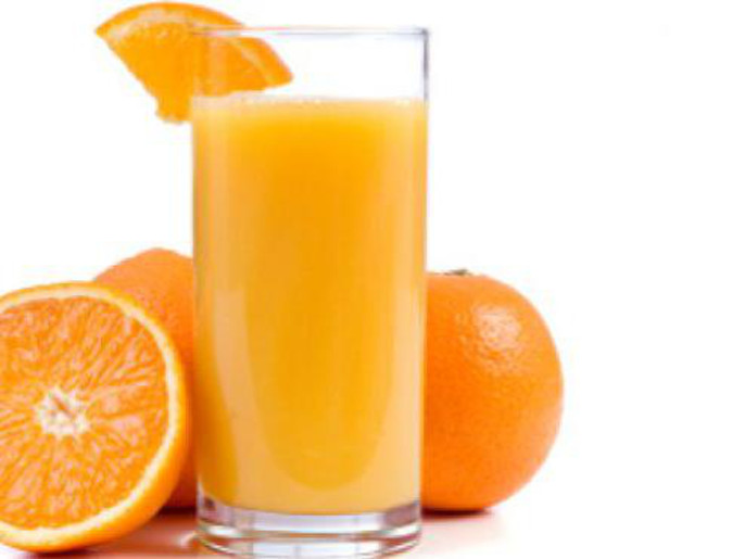 Tips and Tricks for getting rid of dandruff- orange juice